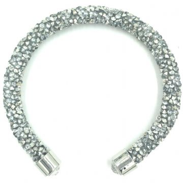 Sparkle dust cuff bracelet kit - silver